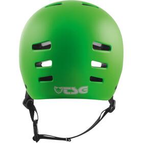 TSG Evolution Solid Color Helmet satin-limegreen